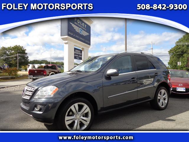 2010 Mercedes M-Class AWD ML350 4MATIC 4dr SUV Air Conditioning Alarm System Alloy Wheels AMFM