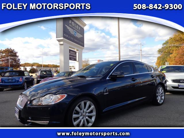 2010 JAGUAR XF-Series Premium 4dr Sedan Adjustable Pedals Air Conditioned Seats Air Conditioning