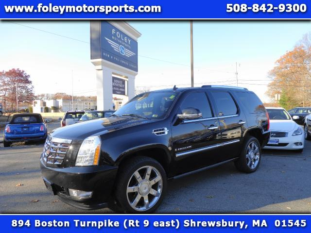 2007 CADILLAC Escalade 4dr SUV AWD 4x4 Adjustable Pedals Air Conditioning Alarm System Alloy Wh