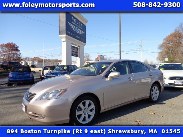 2008 LEXUS ES 350 4dr Sedan  Air Conditioned Seats Air Conditioning Alarm System Alloy Wheels A