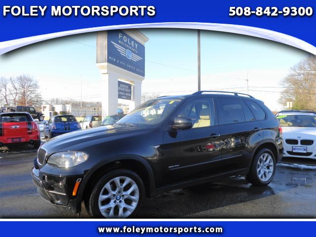 2011 BMW X5 AWD xDrive35i 4dr SUV 4x4 Air Conditioning Alarm System Alloy Wheels AMFM Anti-Lo