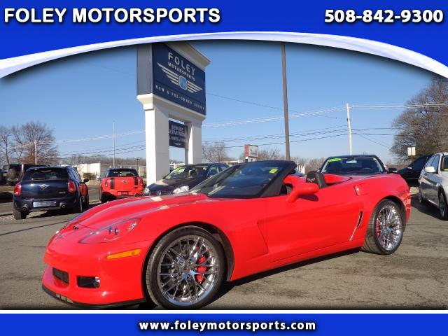 2013 CHEVROLET Corvette 427 Collector Edition 2dr Convertible w1SB 454 miles VIN 1G1YY3DE3D57022