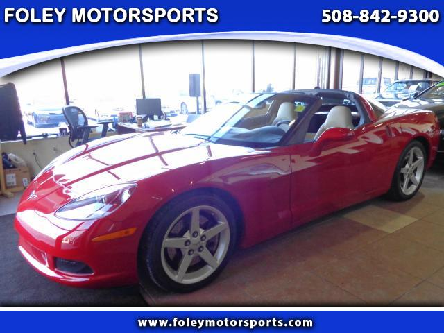2005 CHEVROLET Corvette 2 Dr STD Coupe Air Conditioning Alarm System Alloy Wheels AMFM Anti-Lo