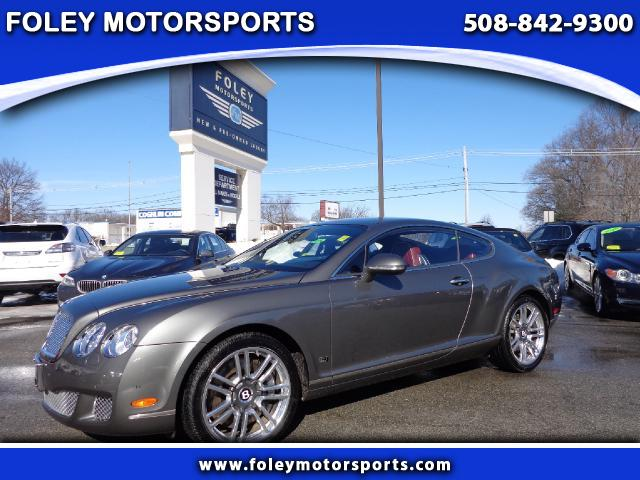2010 BENTLEY Continental GT AWD 2dr Coupe 4x4 Air Conditioning Alarm System Alloy Wheels AMFM