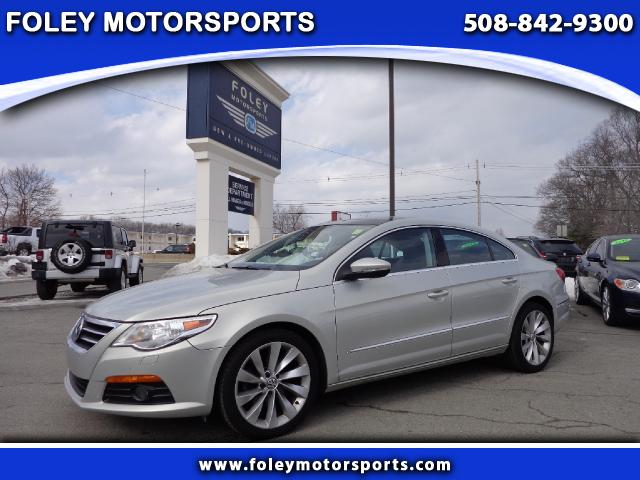 2009 VOLKSWAGEN CC VR6 Sport 4dr Sedan Air Conditioning Alarm System Alloy Wheels AMFM Anti-Lo