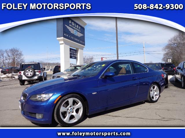 2007 BMW 3-Series 328xi 2dr Coupe AWD Air Conditioning Alloy Wheels AMFM Anti-Lock Brakes Auto