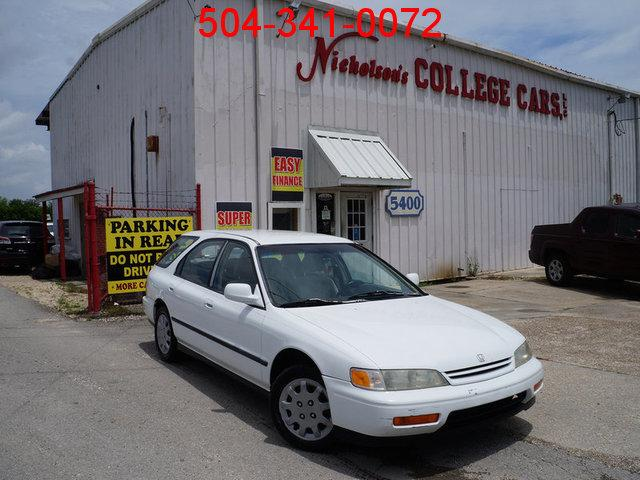 1995 Honda Accord Visit Nicholsons College Cars online at wwwnicholsoncarscom to see more picture
