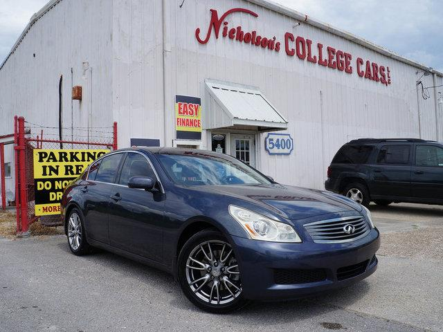 2007 Infiniti G35 Visit Nicholsons College Cars online at wwwnicholsoncarscom to see more picture