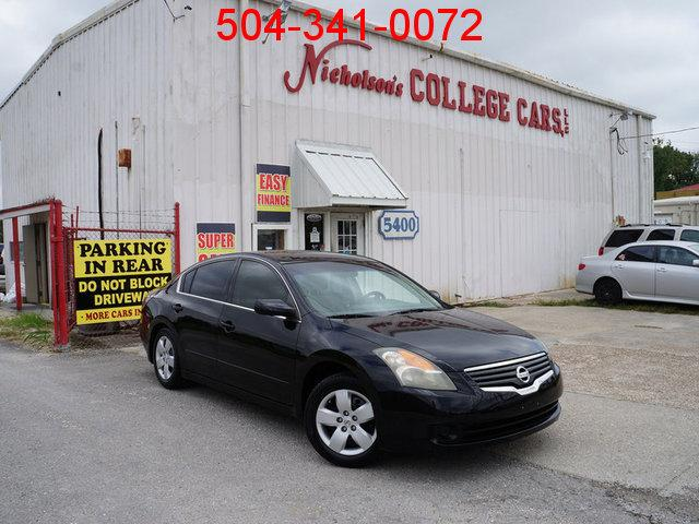 2007 Nissan Altima Visit Nicholsons College Cars online at wwwnicholsoncarscom to see more pictur