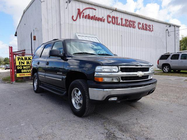 2003 Chevrolet Tahoe Visit Nicholsons College Cars online at wwwnicholsoncarscom to see more pict