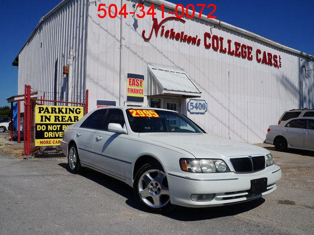 2000 Infiniti Q45 Visit Nicholsons College Cars online at wwwnicholsoncarscom to see more picture
