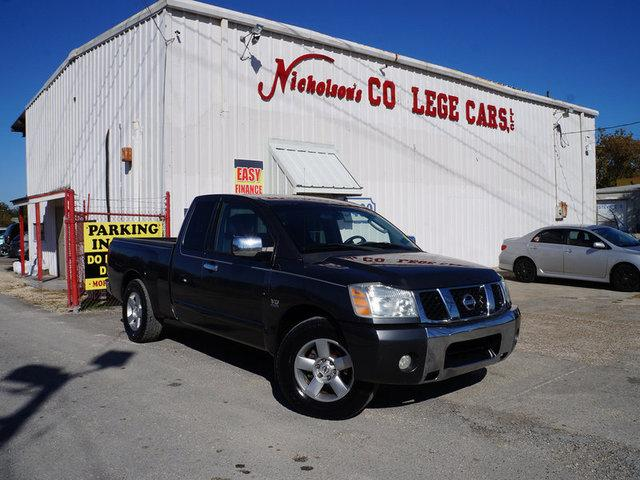 2004 Nissan Titan Visit Nicholsons College Cars online at wwwnicholsoncarscom to see more picture