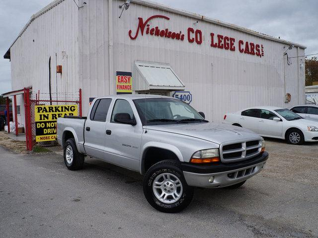 2002 Dodge Dakota Visit Nicholsons College Cars online at wwwnicholsoncarscom to see more picture