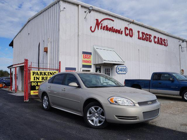 2012 Chevrolet Impala Visit Nicholsons College Cars online at wwwnicholsoncarscom to see more pic