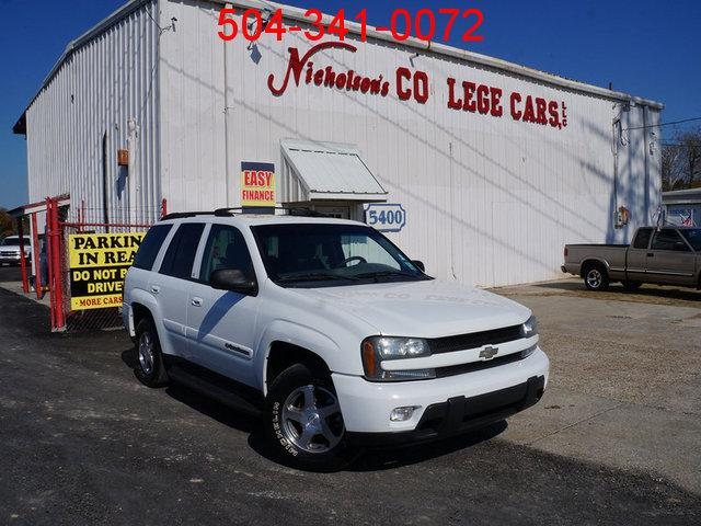 2004 Chevrolet TrailBlazer Visit Nicholsons College Cars online at wwwnicholsoncarscom to see mor