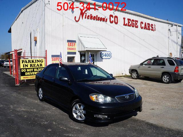 2007 Toyota Corolla Visit Nicholsons College Cars online at wwwnicholsoncarscom to see more pictu