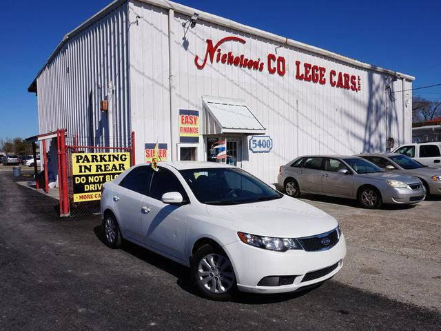 2011 Kia Forte Visit Nicholsons College Cars online at wwwnicholsoncarscom to see more pictures o