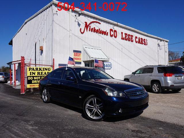 2006 Infiniti M35 Visit Nicholsons College Cars online at wwwnicholsoncarscom to see more picture
