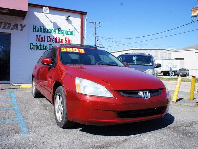 2003 Honda Accord Visit Nicholsons College Cars online at wwwnicholsoncarscom to see more picture