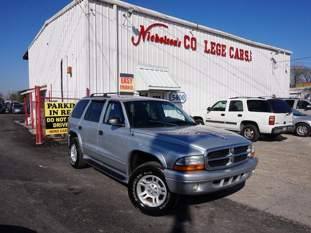 2002 Dodge Durango Visit Nicholsons College Cars online at wwwnicholsoncarscom to see more pictur