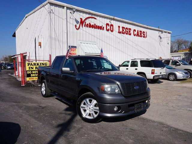 2007 Ford F-150 Visit Nicholsons College Cars online at wwwnicholsoncarscom to see more pictures