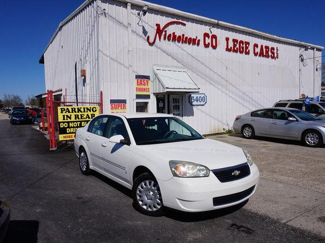 2006 Chevrolet Malibu Visit Nicholsons College Cars online at wwwnicholsoncarscom to see more pic