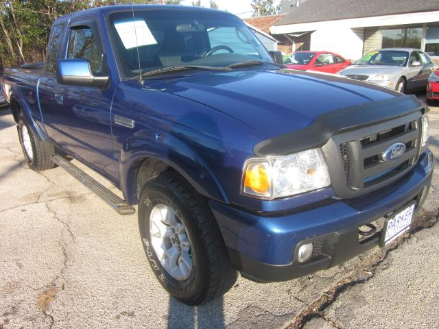 2007 Ford Ranger THE HOME OF THE 299 TOTAL DOWN PAYMENT Visit Parker Auto Sales online at wwwparke