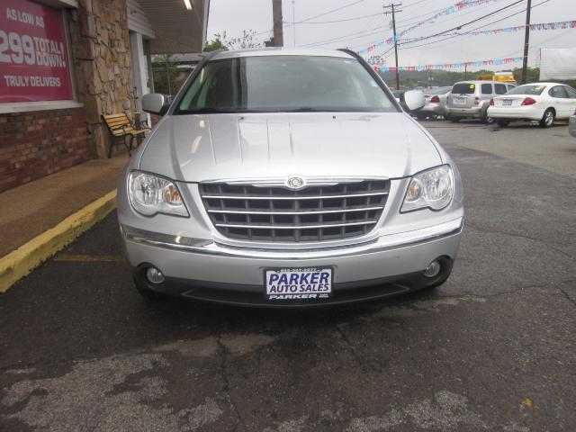 2007 Chrysler Pacifica THE HOME OF THE 299 TOTAL DOWN PAYMENT Visit Parker Auto Sales online at www