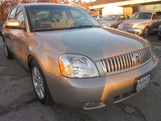 2005 Mercury Montego THE HOME OF THE 299 TOTAL DOWN PAYMENT Visit Parker Auto Sales online at wwwp