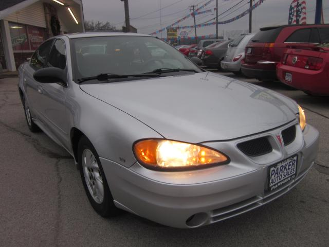 2005 Pontiac Grand Am THE HOME OF THE 299 TOTAL DOWN PAYMENT Visit Parker Auto Sales online at www