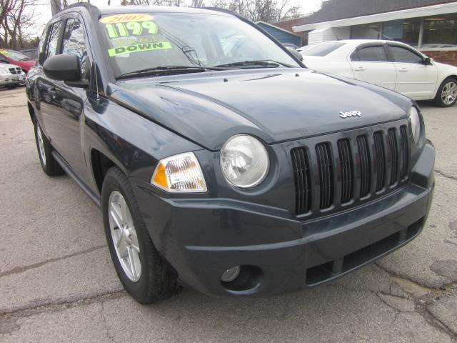 2007 Jeep Compass THE HOME OF THE 299 TOTAL DOWN PAYMENT Visit Parker Auto Sales online at wwwpark