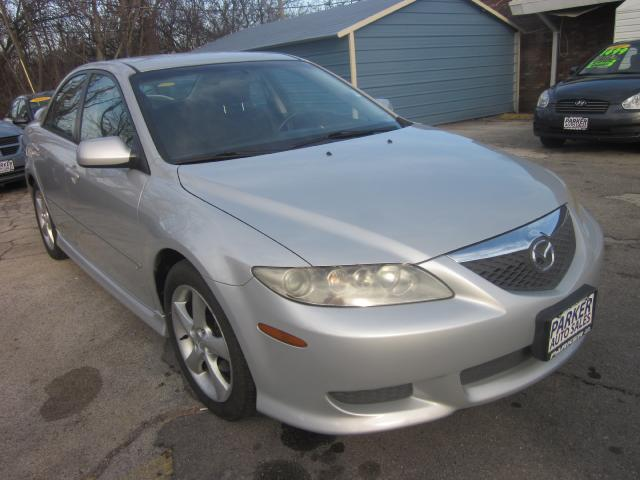 2003 Mazda MAZDA6 THE HOME OF THE 299 TOTAL DOWN PAYMENT Visit Parker Auto Sales online at wwwpark