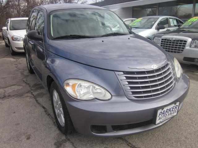 2007 Chrysler PT Cruiser THE HOME OF THE 299 TOTAL DOWN PAYMENT Visit Parker Auto Sales online at w