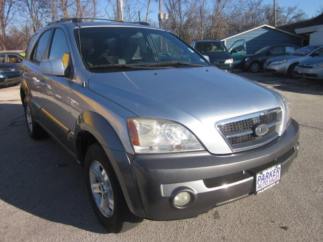 2004 Kia Sorento THE HOME OF THE 299 TOTAL DOWN PAYMENT Visit Parker Auto Sales online at wwwparke