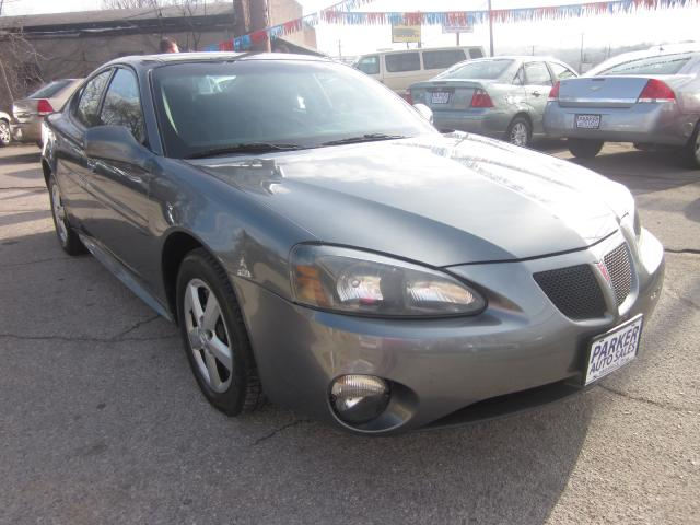 2005 Pontiac Grand Prix THE HOME OF THE 299 TOTAL DOWN PAYMENT Visit Parker Auto Sales online at ww