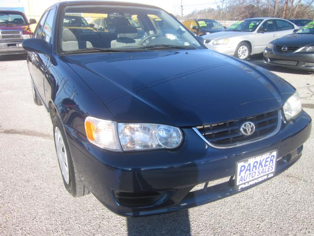 2002 Toyota Corolla THE HOME OF THE 299 TOTAL DOWN PAYMENT Visit Parker Auto Sales online at wwwpa