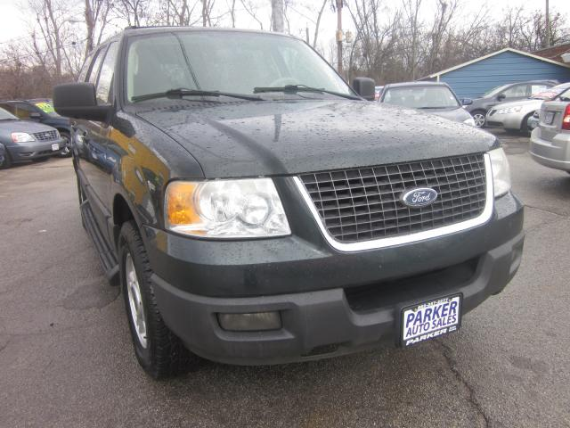 2003 Ford Expedition THE HOME OF THE 299 TOTAL DOWN PAYMENT Visit Parker Auto Sales online at wwwp