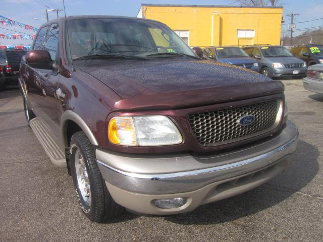 2002 Ford F-150 THE HOME OF THE 299 TOTAL DOWN PAYMENT Visit Parker Auto Sales online at wwwparker