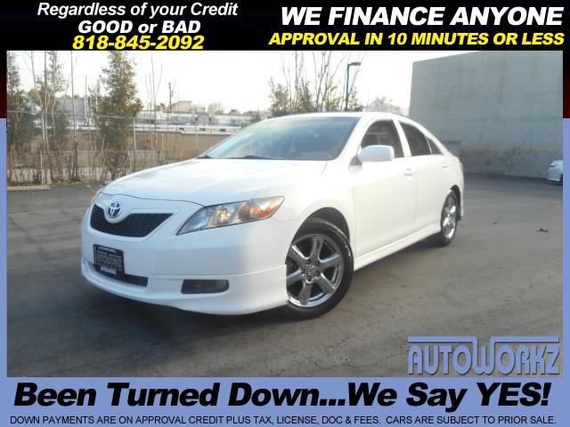 2008 Toyota Camry Join our Family of satisfied customers We are open 7 days a week trade in welcome