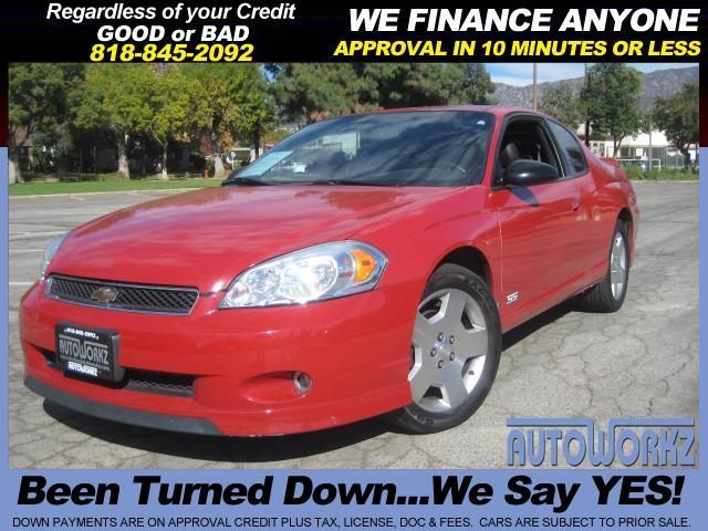 2007 Chevrolet Monte Carlo Join our Family of satisfied customers We are open 7 days a week trade i