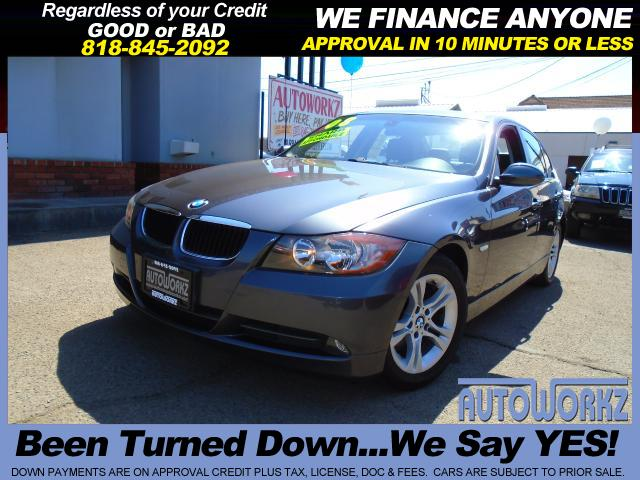 2008 BMW 3-Series Join our Family of satisfied customers We are open 7 days a week trade in welcome