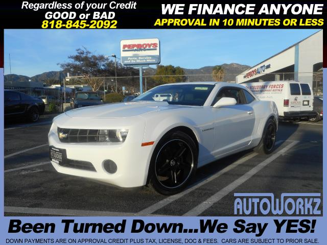 2011 Chevrolet Camaro Join our Family of satisfied customers We are open 7 days a week trade in wel