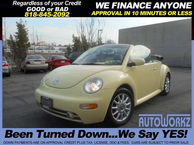 2004 Volkswagen New Beetle Join our Family of satisfied customers We are open 7 days a week trade i