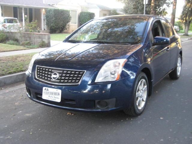 2007 Nissan Sentra This is a 2007 Nissan Sentra S Sedan Blue with Gray Interior ONLY 82K MILES UP