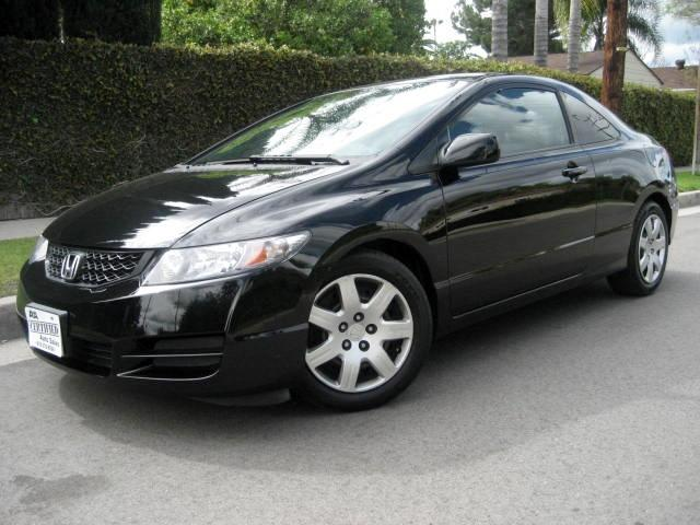 2011 Honda Civic This is a 2011 Honda Civic 2 Door Coupe LX Black with Gray Interior 4 Cylinder 18