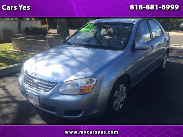 2008 Kia Spectra Join our Family of satisfied customers We are open 7 days a week trade in welcome
