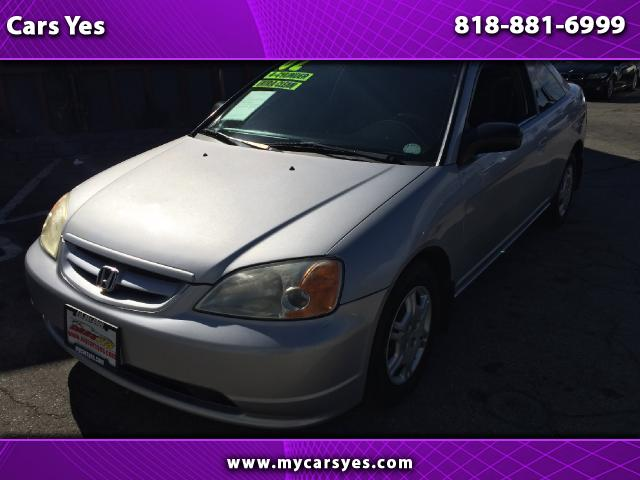 2002 Honda Civic Join our Family of satisfied customers We are open 7 days a week trade in welcome