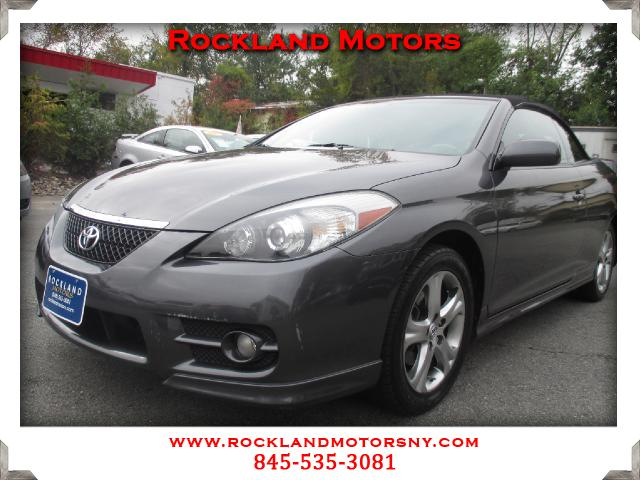 2007 Toyota Camry Solara DISCLAIMER We make every effort to present information that is accurate H