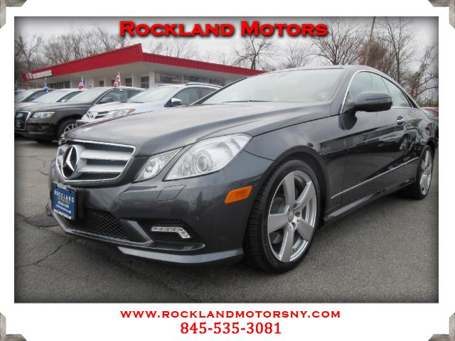 2010 Mercedes E-Class DISCLAIMER We make every effort to present information that is accurate Howe