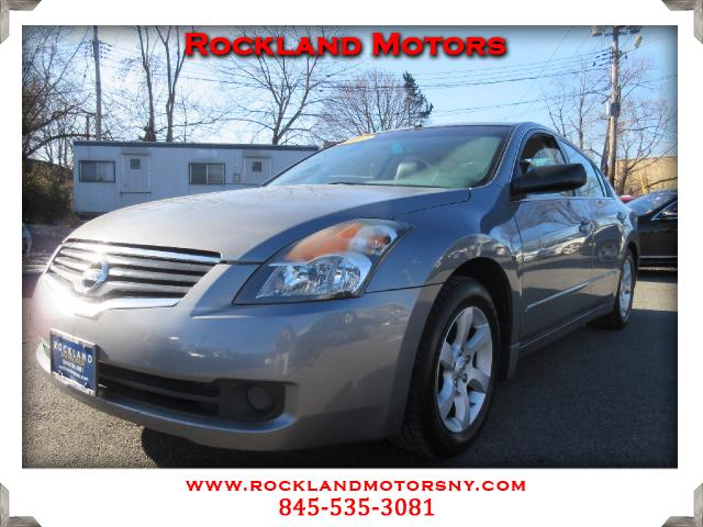 2007 Nissan Altima DISCLAIMER We make every effort to present information that is accurate However